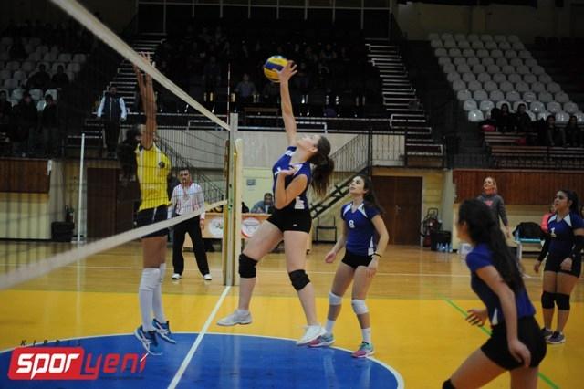 Liselerarası Voleybol Şampiyonası (Yarı Final) galerisi resim 14