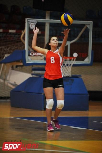 Liselerarası Voleybol Şampiyonası (Yarı Final) galerisi resim 5