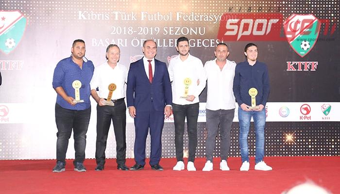 KTFF 2018-19 Ödül Töreni galerisi resim 12