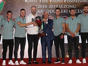KTFF 2018-19 Ödül Töreni