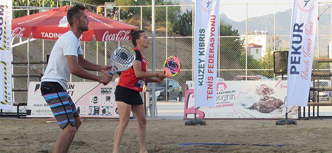 Pekur Beach Tennis Tour GTK tamamlandı