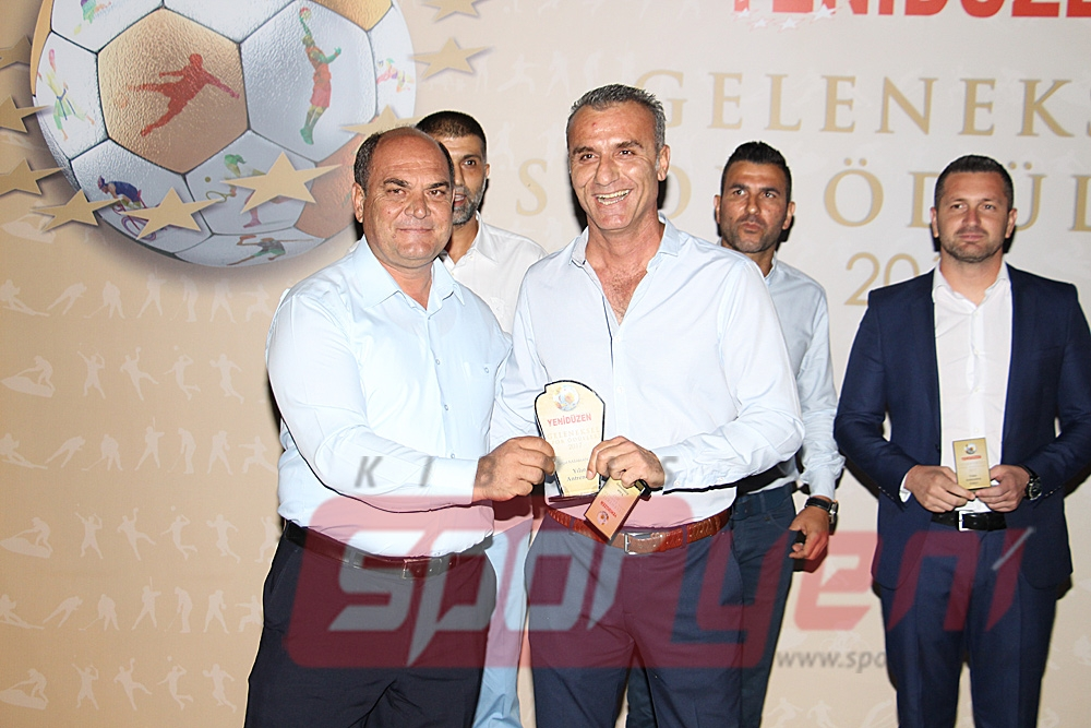 Yenidüzen Yılın Spor Ödülleri galerisi resim 14