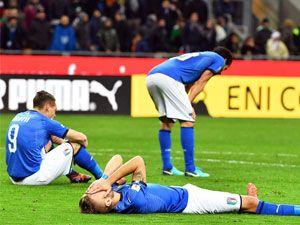 60 yıl sonra İtalya'sız Dünya Kupası...