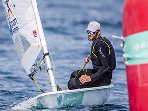 Kıbrıslı yelkenci Fransa'da ikinci