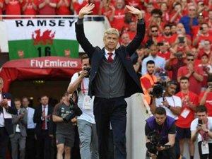Arsene Wenger'den Arsenal'a veda