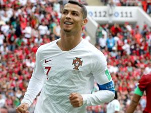 """""""Tarihin en iyisi Ronaldo"""""""