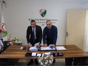 Futbolda protokol imzalandı