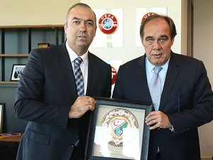 TFF'den Sertoğlu'na davet