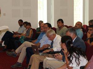 Eğitim semineri başladı