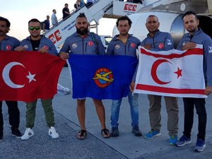 Slovenya'da yarışacaklar