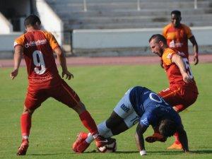 Cihangir, Lefkoşa'dan şen döndü: 0-2
