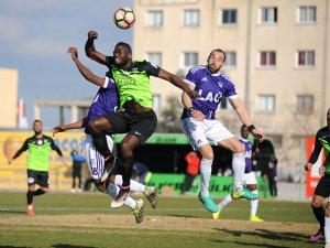 Ruso'da 'Gök' gürledi: 1-0