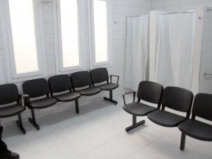 Soyunma odaları yenilendi