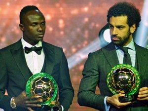 Afrika'da yılın futbolcusu açıklandı