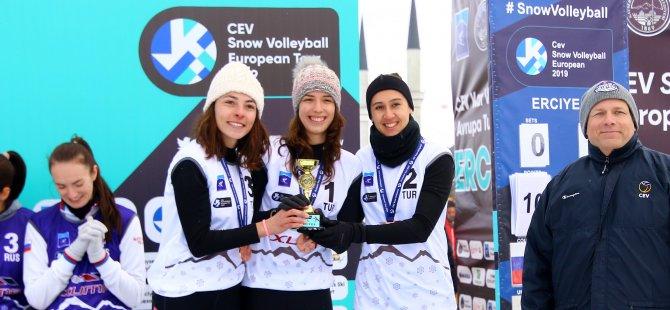 Merveli Türkiye Avrupa üçüncüsü
