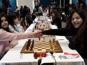 Satrançta Antalya buluşması