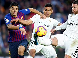 Kral Kupası'nda 'El Clasico' eşleşmesi
