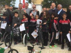 Green Pedal bisikletlere hayat veriyor