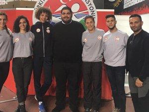 Atletlerimiz İstanbul'da parladı