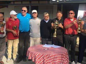 Anı turnuvası şampiyonu Ian Steven