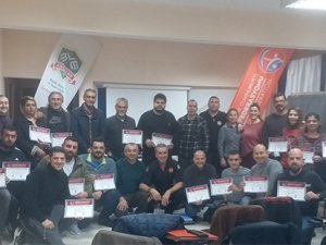 Okçulukta antrenörlük semineri tamamlandı