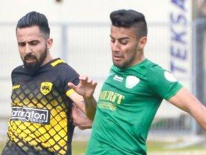 Girne'de puanlar paylaşıldı: 1-1