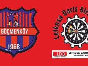 Dartsta LDB - Göçmenköy işbirliği