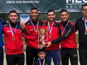 DAÜ şampiyon olarak Süper Lig'de