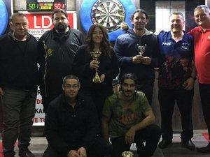 Taner Akcan darts turnuvası ile anıldı