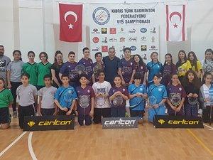 Badmintonda YDÜ üstünlüğü