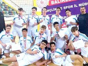 Çanakkale Türkiye finallerinde