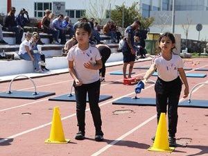 Spor günü etkinliği ikinci kez yapıldı