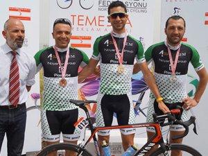 Pedallar Yafa Yol Yarışı'nda döndü
