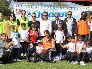 Çocuk Olimpiyatları renkli geçti