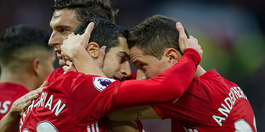 Mkhitaryan hayat verdi: 1-0
