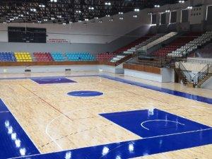 Atatürk Spor Salonu kapılarını açıyor