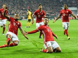 Bayern'den gözdağı: 5-1