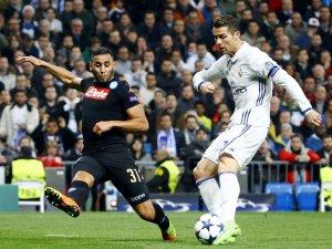 Real Madrid avantajlı: 3-1