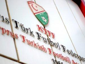 KTFF U21 karması açıklandı