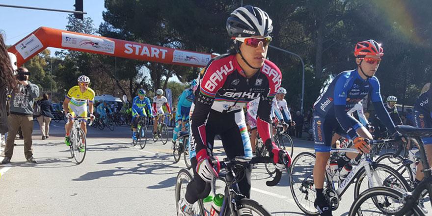 Bisiklet Turu'nun 3. Etabı başladı