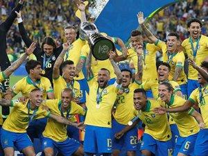 Kupa Amerika Brezilya'nın