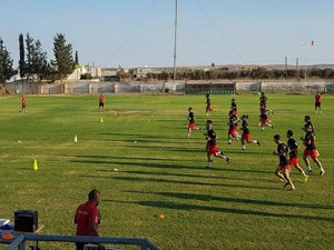 Mesarya Süper Lig hedefiyle hazırlanıyor