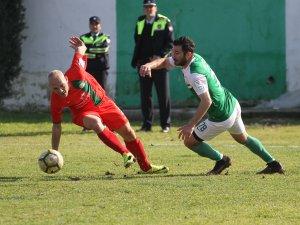Yeşilova kafayı Süper Lig'e taktı: 1-0