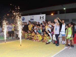 Nicosia 3x3 görkemli finalle tamamlandı