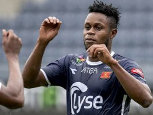 Gönyeli'ye Nijeryalı golcü