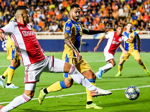 APOEL, Ajax'a konuk olacak
