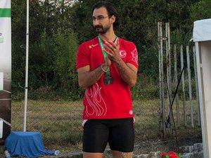 Yiğitcan Bulgaristan'da üçüncü