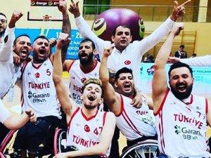 İbrahimli Türkiye Avrupa üçüncüsü
