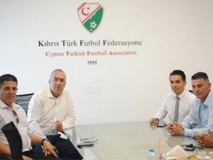 Milletvekillerinden KTFF'ye ziyaret