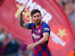 FIFA'nın en iyisi Messi